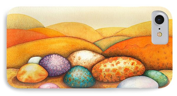 Pebbles IPhone Case by Sandra Moore