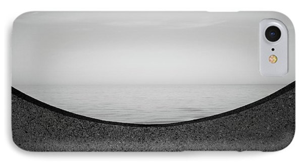 Peeking IPhone Case by Wim Lanclus