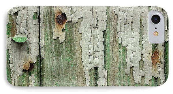 IPhone Case featuring the photograph Peeling 3 by Mike Eingle