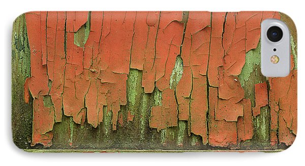 IPhone Case featuring the photograph Peeling 4 by Mike Eingle
