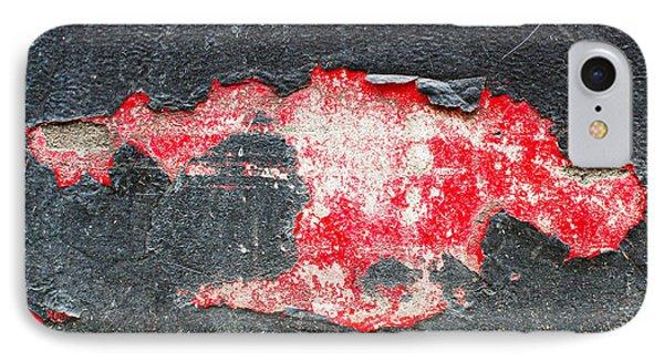 Peeling Wallpaper IPhone Case by Tom Gowanlock