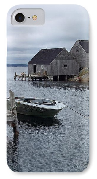 IPhone Case featuring the photograph Peggys Cove Canada by Richard Bryce and Family