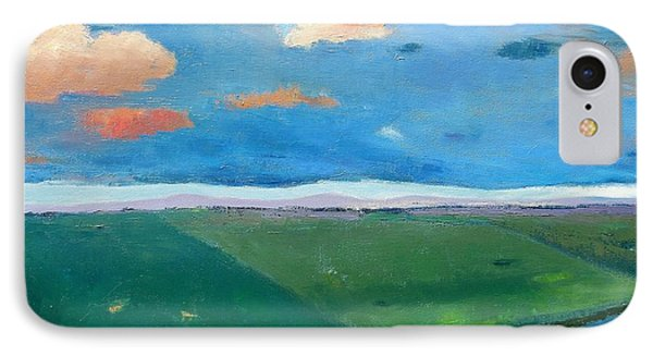 IPhone Case featuring the painting Peggy's Road by Gary Coleman
