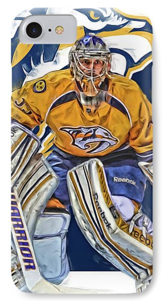 Pekka Rinne Nashville Predators IPhone Case