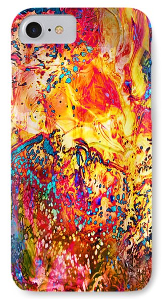 Pele IPhone Case by Francesa Miller