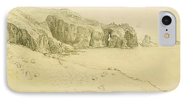 Pele Point, Land's End IPhone Case by Samuel Palmer