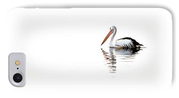 Pelican iPhone 7 Case - Pelican Adrift by Az Jackson