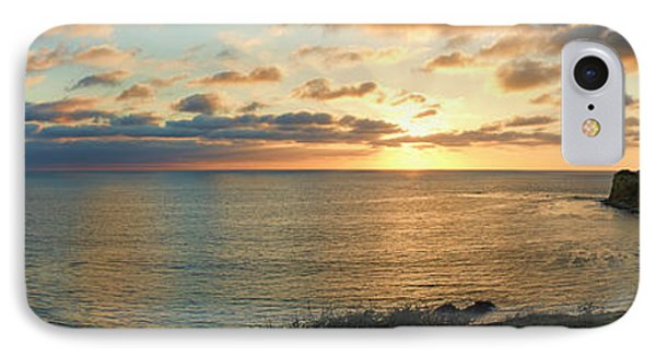 IPhone Case featuring the photograph Pelican Cove Park Panorama by Eddie Yerkish