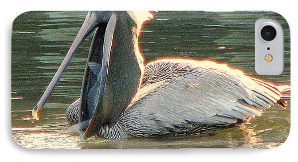 Pelican Dinner IPhone Case
