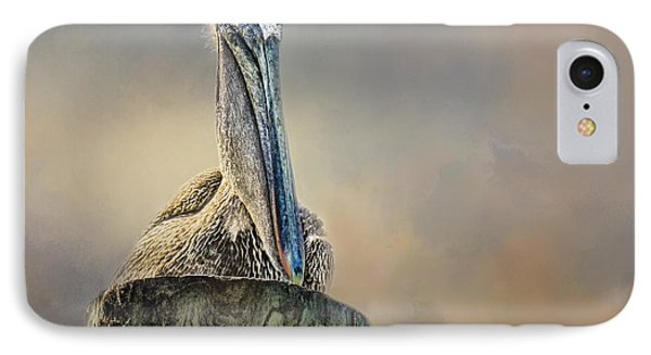 Pelican In Paradise IPhone Case