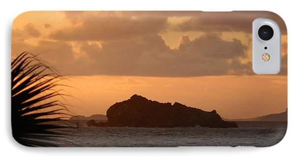 Pelican Key At Sunrise IPhone Case by Margaret Brooks