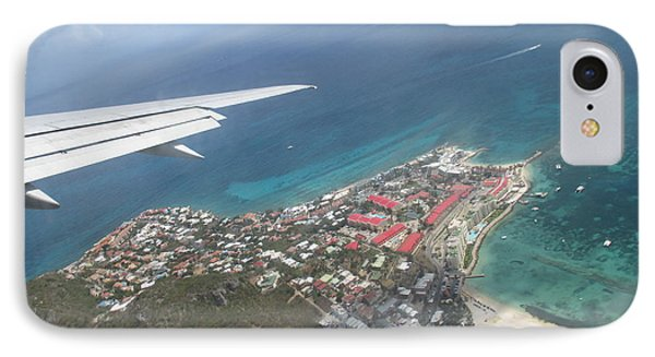 Pelican Key St Maarten IPhone Case by Christopher Kirby