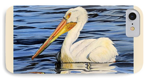 Pelican Posing IPhone Case