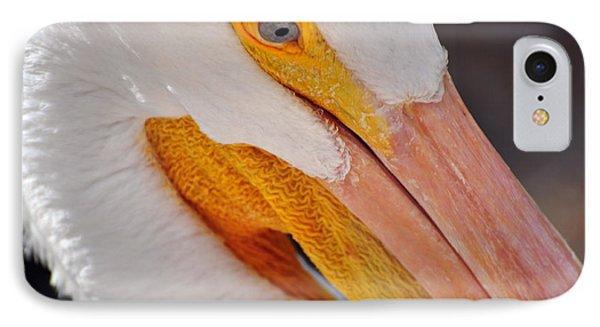 Pelican Twist Phone Case by Marty Koch