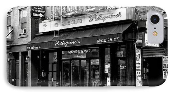 Pellegrino's IPhone Case by John Rizzuto