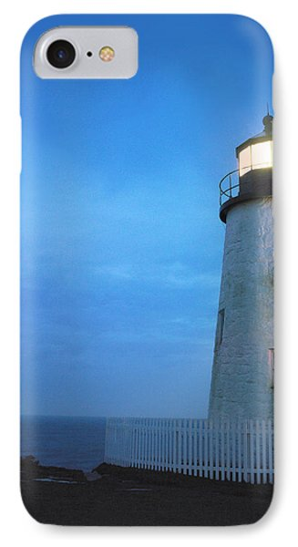 Pemaquid Lighthouse, Bristol, Me IPhone Case by Gillham Studios