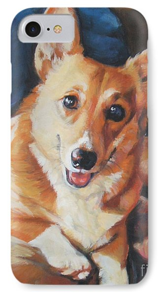 Pembroke Welsh Corgi IPhone Case