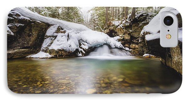 IPhone Case featuring the photograph Pemigewasset River by Robert Clifford