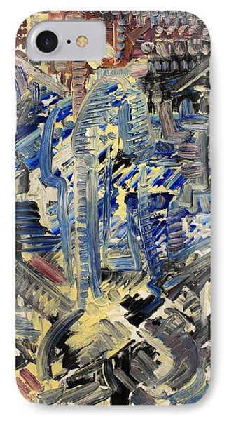Penetration Phone Case by Michael Kulick