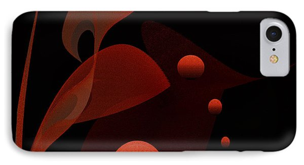 Penman Original-451 Out Of The Rat Race Into A Space Of Wellbeing IPhone Case
