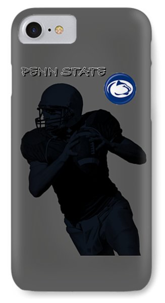 Penn State Football IPhone Case by David Dehner