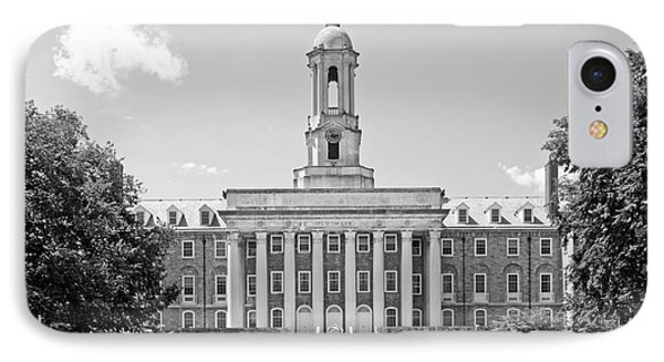 Penn State Old Main  IPhone Case by University Icons