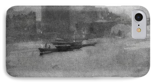 Pennell Thames, 1903 IPhone Case by Granger