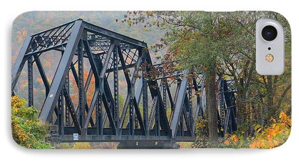 Pennsylvania Bridge IPhone Case by Cindy Manero