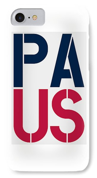 Pennsylvania IPhone Case by Three Dots