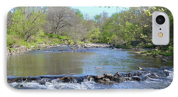 IPhone Case featuring the photograph Pennypack Creek - Philadelphia by Bill Cannon