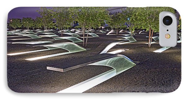 Pentagon Memorial To Victims Of September 11  IPhone Case