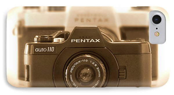 Pentax 110 Auto Phone Case by Mike McGlothlen
