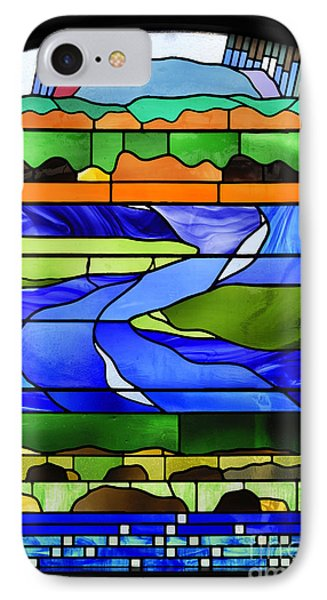 Pentecost II. IPhone Case by Stan Pritchard