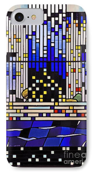 Pentecost IIi. IPhone Case by Stan Pritchard