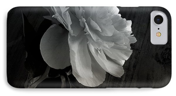 IPhone Case featuring the photograph Peonie by Sharon Jones