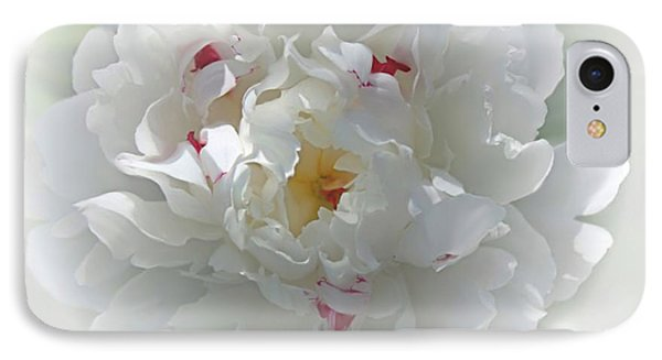 Peony IPhone Case by Bonnie Willis