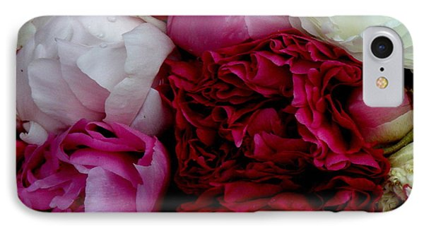 Peony Bouquet IPhone Case by Lainie Wrightson