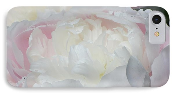 IPhone 7 Case featuring the photograph Peony by Karen Shackles