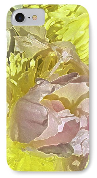Peony Perfect Phone Case by Gwyn Newcombe