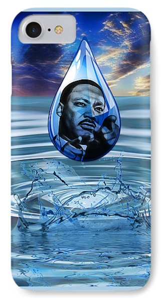 People Changing History Martin Luther King Jr IPhone Case