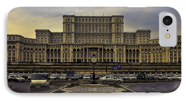 IPhone Case featuring the photograph People's Palace by Rob Tullis
