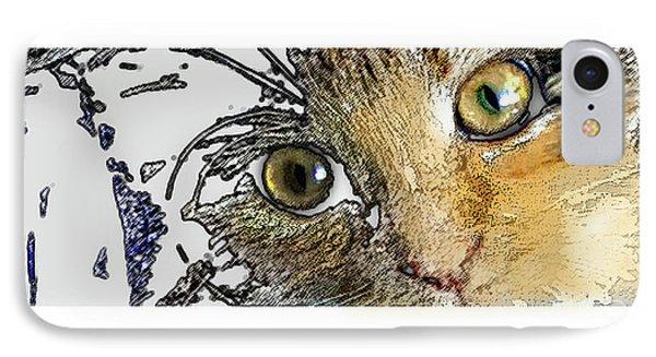 Pepper Eyes IPhone Case