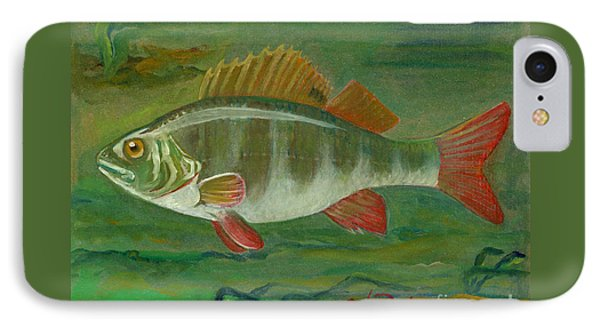 Perch IPhone Case by Anna Folkartanna Maciejewska-Dyba