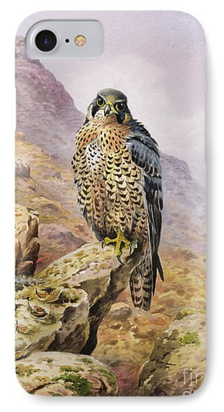 Peregrine Falcon IPhone Case