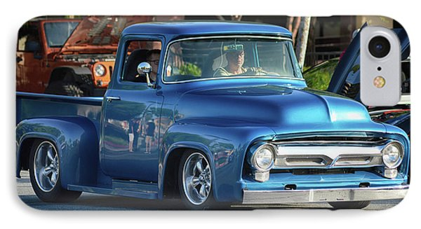 IPhone Case featuring the photograph Perfect Ford Truck by Bill Dutting