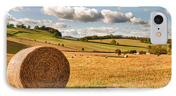 Perfect Harvest Landscape IPhone Case