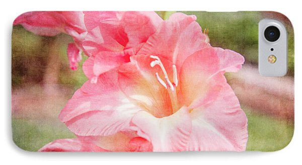 Perfect Pink Canna Lily IPhone Case by Toni Hopper