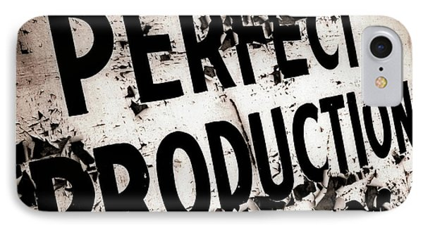 Perfect Productions IPhone Case by Gray  Artus