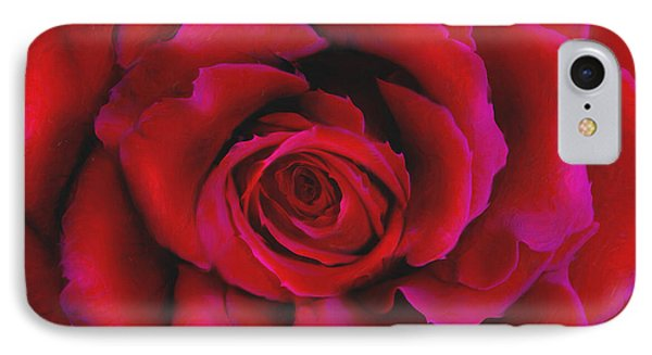 Perfect Rose Phone Case by Joel Payne
