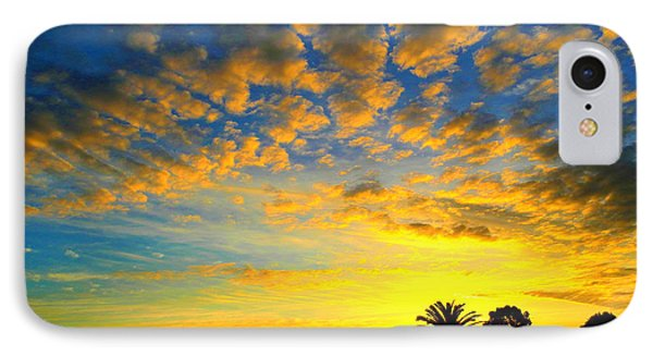 Perfect Sunset IPhone Case by Mark Blauhoefer